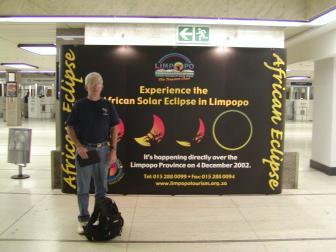 2002 Total solar eclipse Mozambique