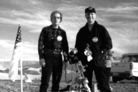 1994 Total solar eclipse expedition Tacna, Peru