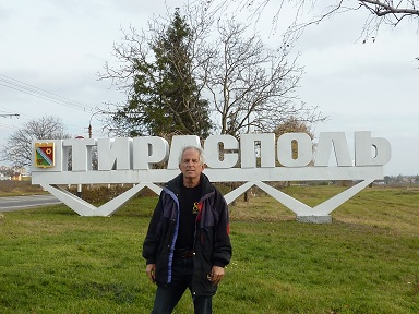 In Tiraspol, Transnistria (Transdniester) October 2010