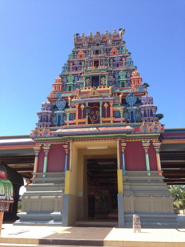 Pinales_Sri Siva Subramanya Swamy Temple in Nadi