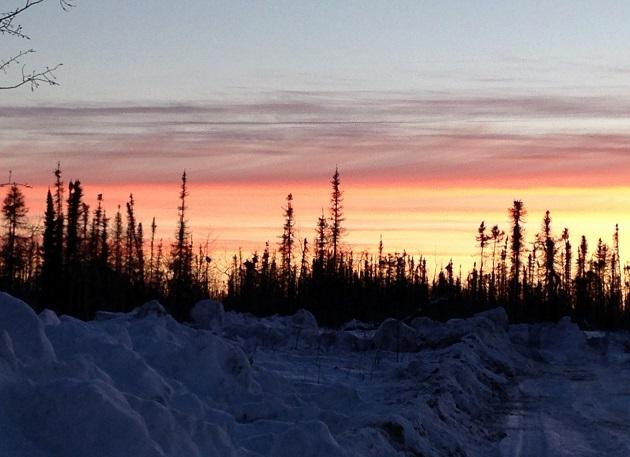 Arctic Sunset_krull