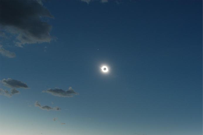 solar eclipse Mercury near the Sun